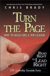 TURN THE PAGE book