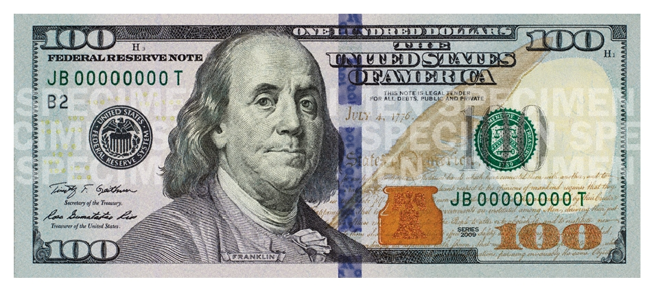new-ben-franklin-100-dollar